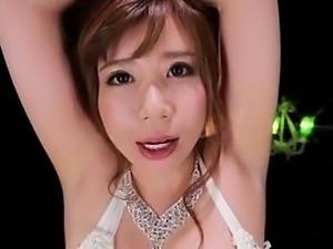 Japanese Babe Sucking Toying