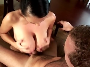 Insatiable brunette Taci wants to be fucked up her tight anus
