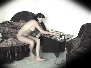 Nude Amateur Couple Filmed on Hidden Voyeur Camera at Beach