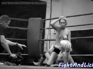 petite euro wrestling busty les babe