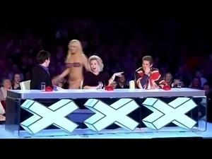 Lorna Bliss - Britain&#039_s Got Talent 2011 audition - International Version