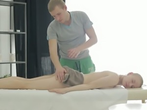 With her passion for sex Chloe is always horny and she needs an erotic massage