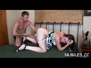 Wet holes of angel screwed