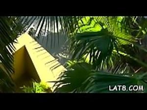 Nude latina cutie