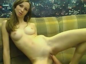 Blonde Babe Sexy Solo Masturbation