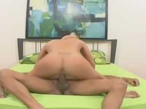 Mckenzie Pierce likes being naughty and she rides dick with wild passion
