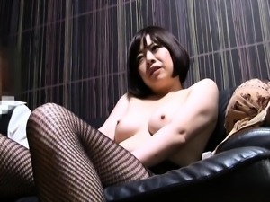Delightful Japanese girls satisfying their desire for cock