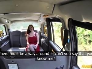 Ginger babe Zara Durose amazing backseat sex
