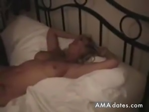 Very old white couple hires a big black dude to have an interracial cuckold...