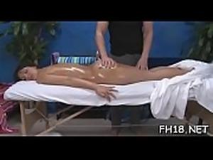 Erotic fleshly massage