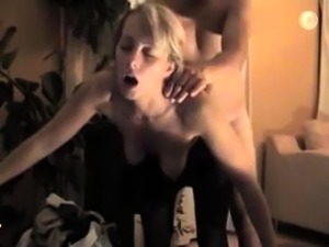 Mature rookie gets the proper pussy pounding from behind