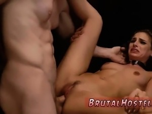 Rough fetish and anal threesome hd domination Two young slut