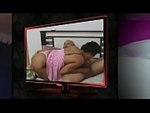 Caroline Mulatinha devassa e seu marido careca malandro V1