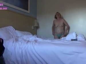 I love grannies and this is one of my fave sex tapes to bust a nut to