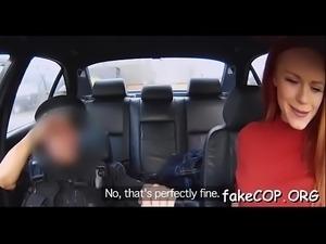Fake cop has got immodest fantasies