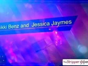 The StripperExperience- Jessica Jaymes & Nikki Benz big dick