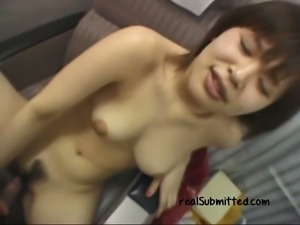 This exotic loves to fuck and it is a pity that her cunt is not hairy enough