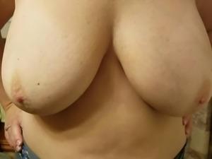 Wifes big titties
