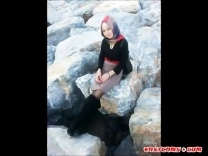 Turkish-arabic-asian hijapp mix photo 27