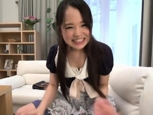 Oriental awesome teen bawdy cleft to sexy to be seen