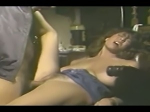 Loved watching that cock slide in and out of her vintage pussy