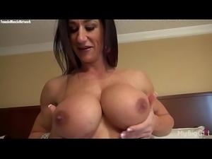 bdsm amazing  female muscle