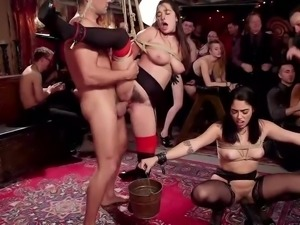our wild bdsm orgy is waiting for you!