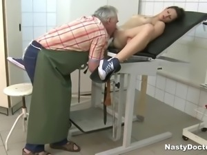 sweet slut loves older men inside of her