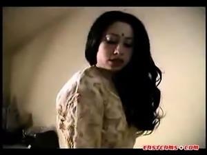 Curvy Indian MILF POV sex