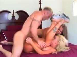 Horny mighty fine minx Rita Faltoyano loves riding dick as a workout