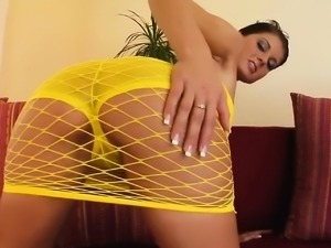 Kate Jones fucked in the ass by Ass Traffic guys in ro