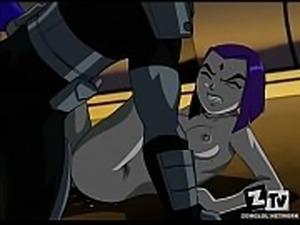 01.Teen Titans PT1 Sladed