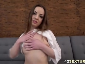 Wild gaping anal fuck with Lilit Sweet