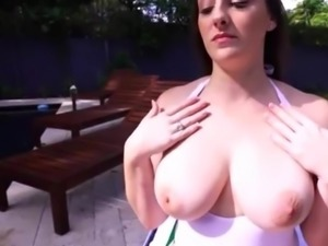 Big Natural Tits Compilation #6