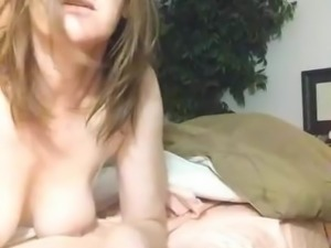 On her belly fuck..