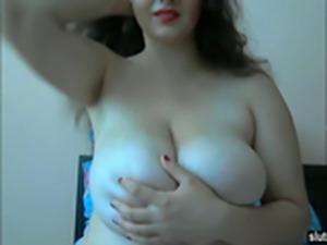 Huge Tits Nice Teen On Cam