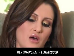 milf slut rub her pussy her snapchat - elinaxgold
