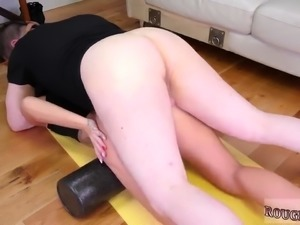 Extreme anal insertions He made her roll her gullet on