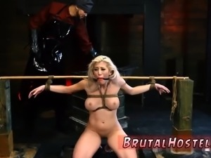 Teen outdoor double Big-breasted blondie hottie Cristi Ann i