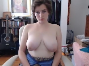 Hairy Webcam Goddess 2