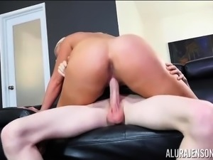 Big Tits Big Cock Alura Jenson and Conor Coxxx