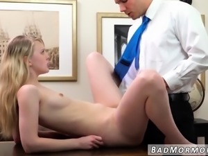 Teen gets gang banged and masturbation moaning But this time