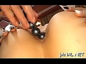 Oriental whore loves two cocks pounding her slit and ass