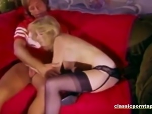 Hairy Guys Rub in Big Cocks Into Cunts