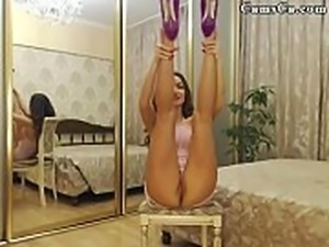 XXX The  Beautiful Pussy in Action CamsCa.com