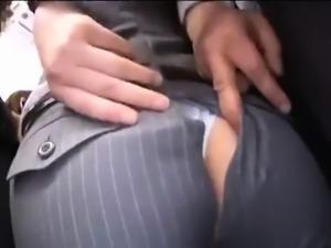 Ass fingering fetish slut