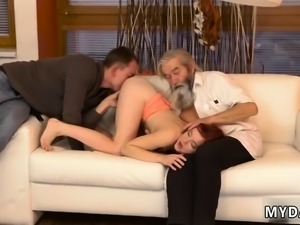 Blowjob guide Unexpected experience with an older