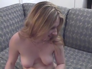 Risque lesbian with nice ass enjoys getting her pussy fingered then stroked...