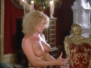 Sybil Danning Natural Boobs In Howling II ScandalPlanet.Com