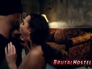 Extreme granny anal toy and straight hell bdsm first time Be
